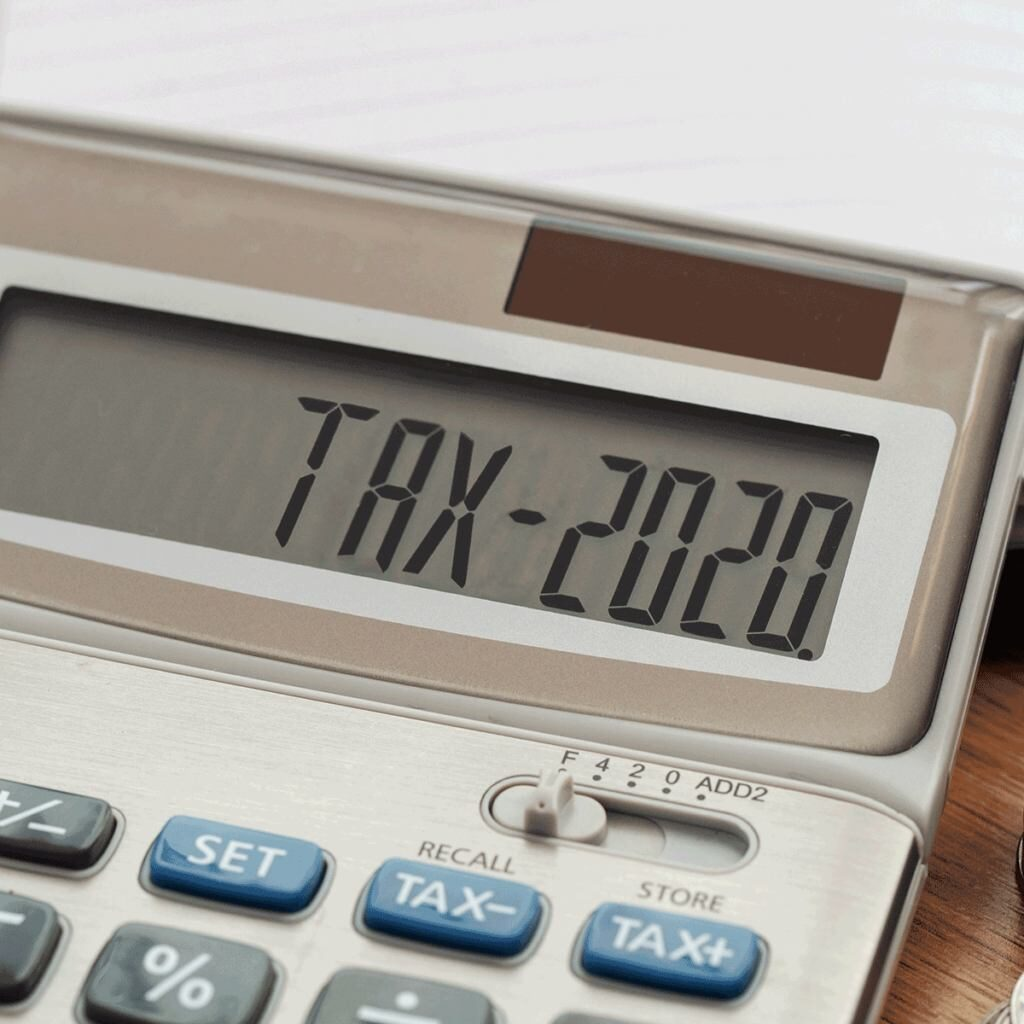 2020 Tax Write Off
