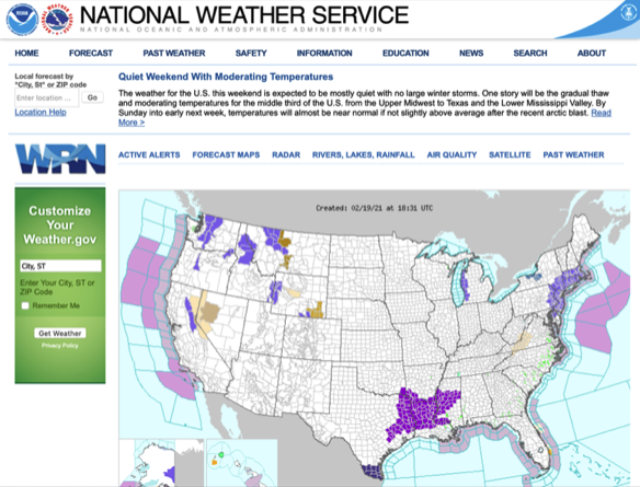 Rain Check: Predicting profit is easier than predicting the weather.