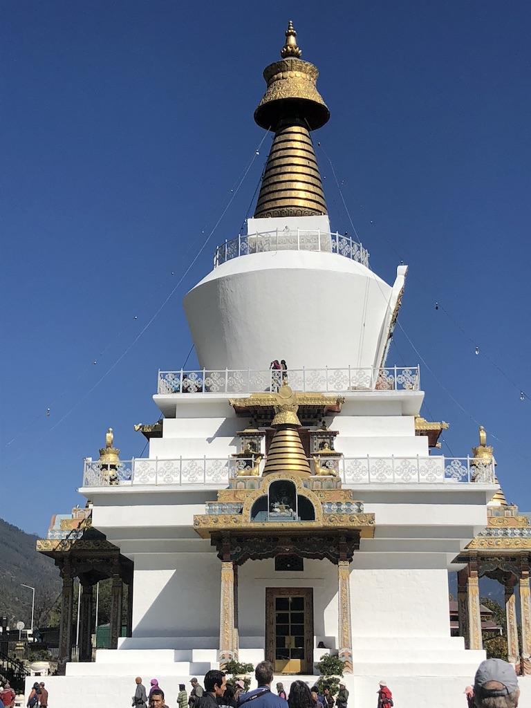 National Memorial Chorten, Thimphu, Bhutan