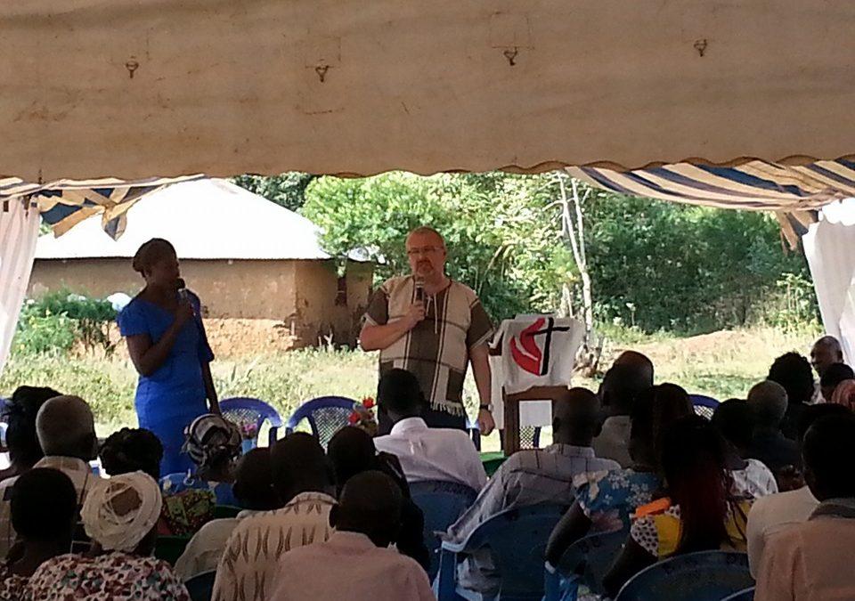 Pastor Rally in Uganda