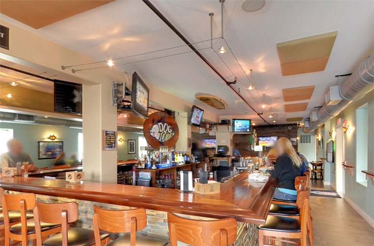 Dogtooth restaurant in Wildwood, NJ