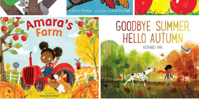 8 Children's Books We're Loving for Fall
