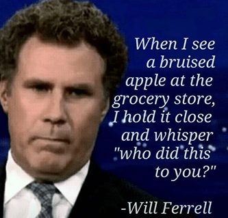 Apple depression grocery store whisper who did this meme