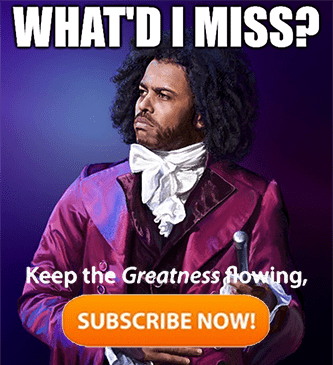 What I'd miss keep Greatness flowing meme