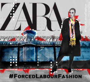 zara needs to stop profiting from forced labor