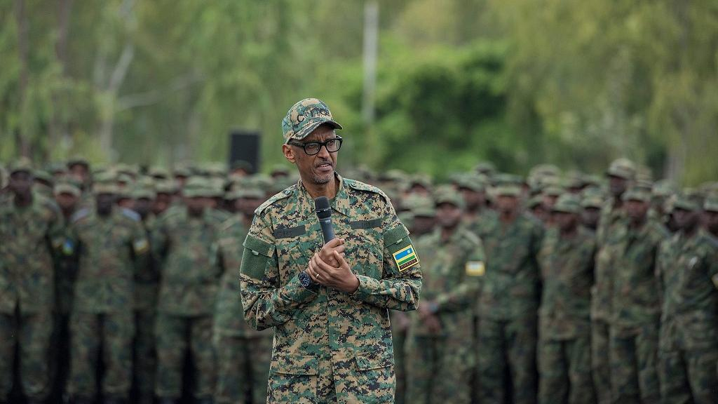 Paul Kagame is scary