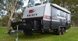 Salute Garrison Outback