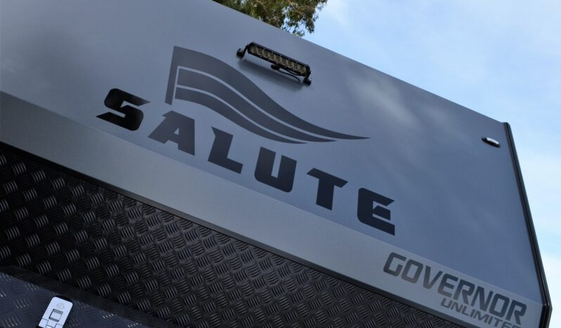 Salute Governor Unlimited full