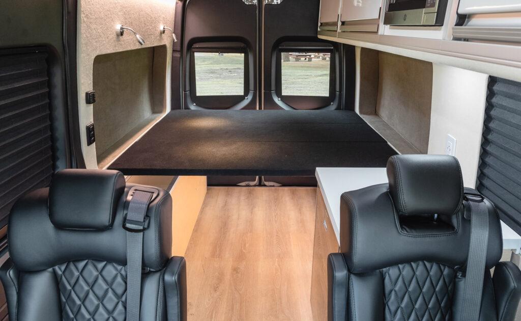 Custom Interior Bespoke Sprinter Camper Van RV