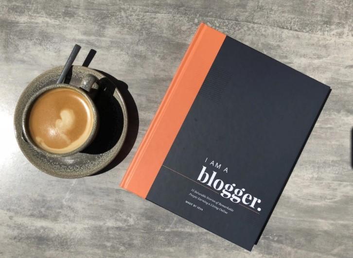Hardcover Coffee Table Book Mockup