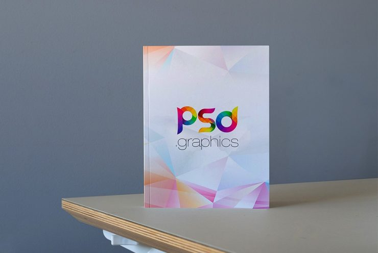 Hardcover Book on Table