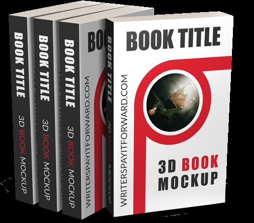 3D Paperback Book