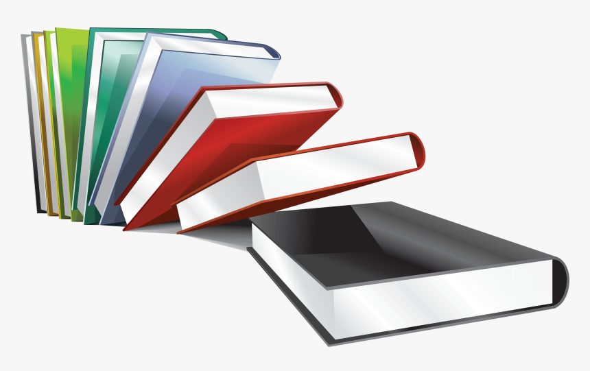 Book Falling PNG Clipart