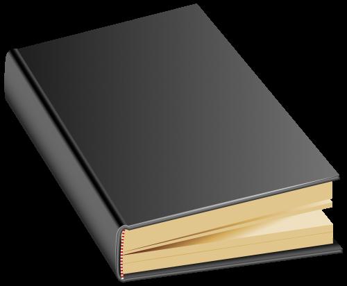 Black Book PNG Clipart