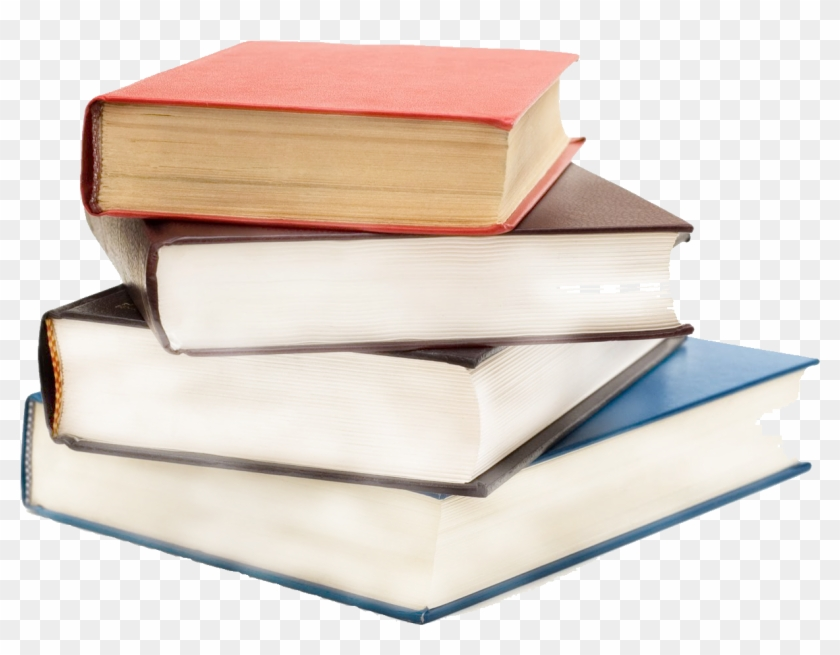 Book Stack Clipart