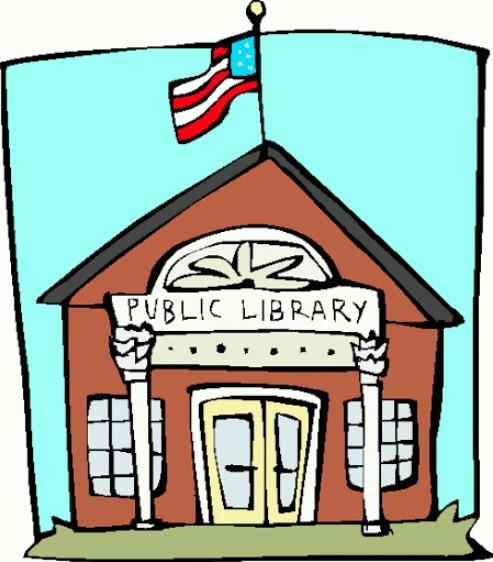 Public LibraryClipart