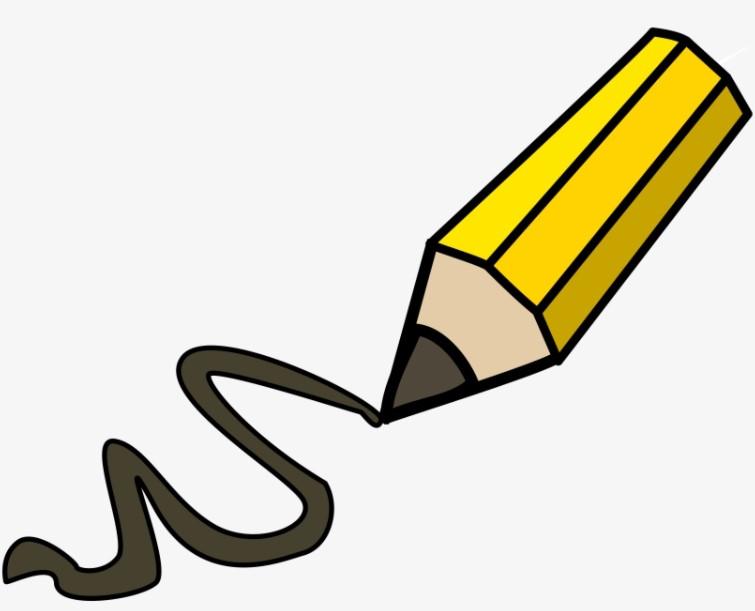 Writing Pencil Clipart