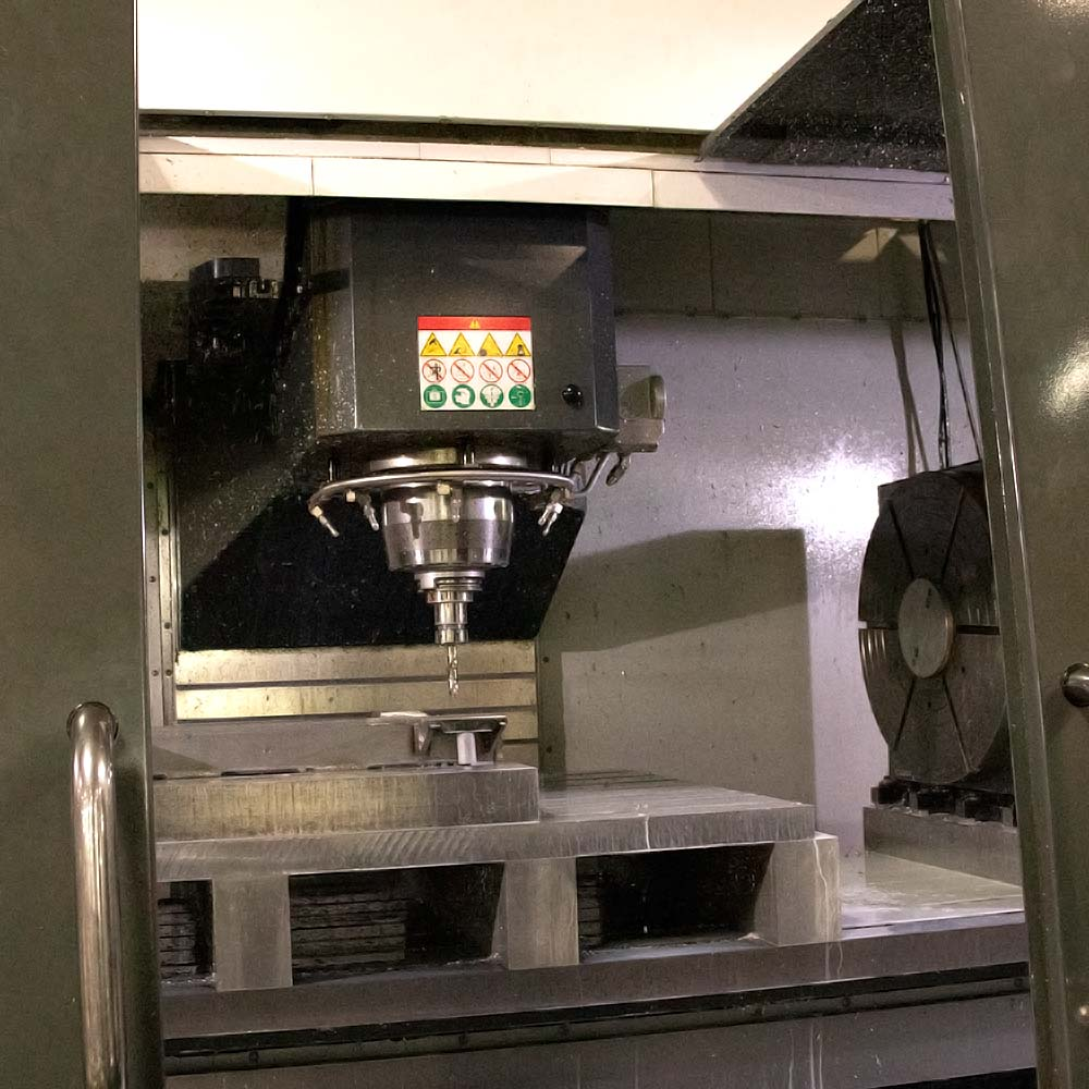 Custom CNC milling from our California based metal shop