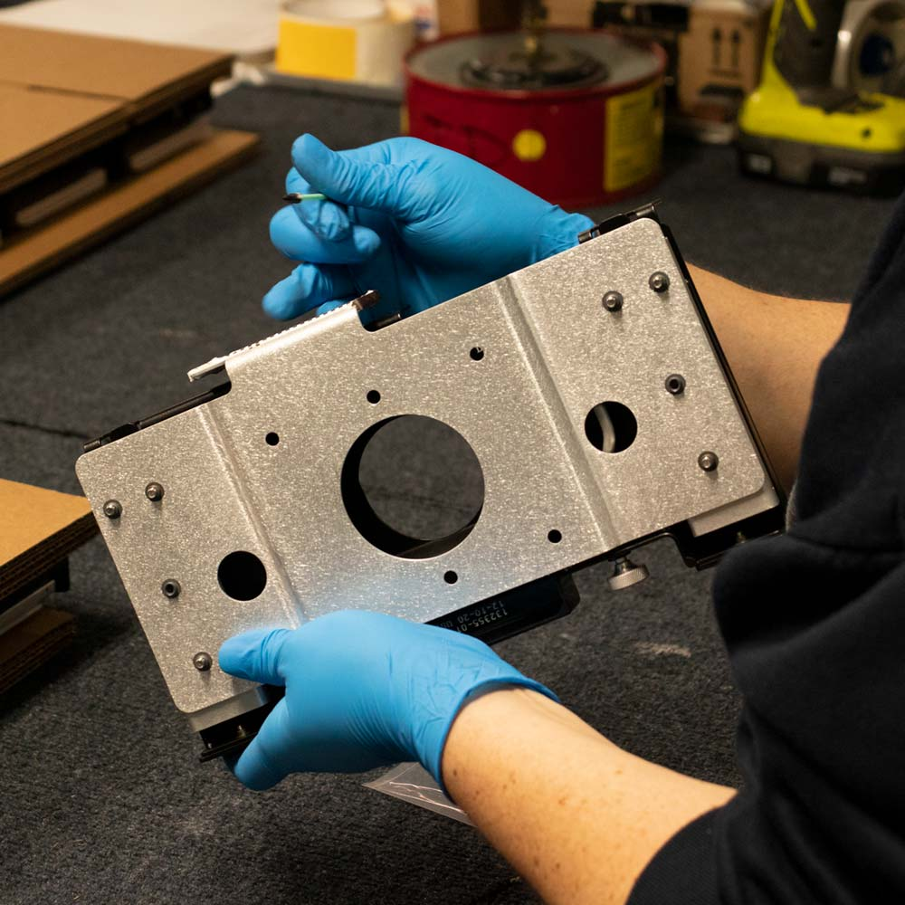 Assembly and finishing for your custom metal fabrication needs