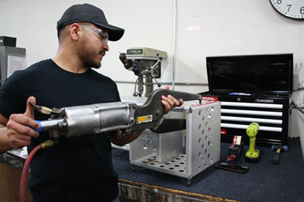 We excel in assembly and kitting solution once your fabricated parts have been created