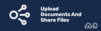 Upload Documents and Share Files