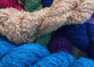 Handmade Alpaca Yarn