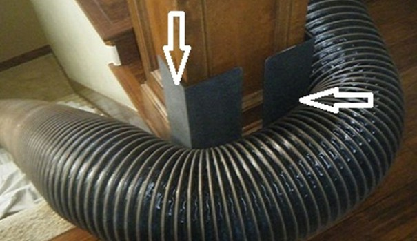 Residential Air Duct Cleaning Service - Protective Measures