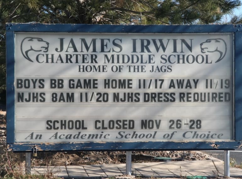 Air Duct Cleaning in James Irwin School