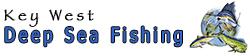 Key West deep sea fishing logo