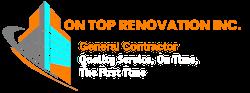 On Top Renovation Inc.