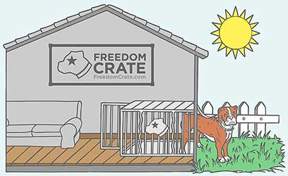Freedom Crate