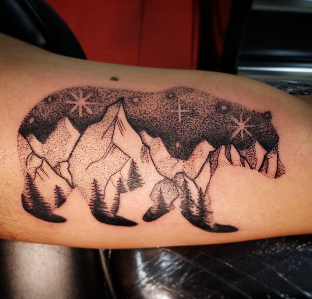 sam-fernandez-tattoo-bear