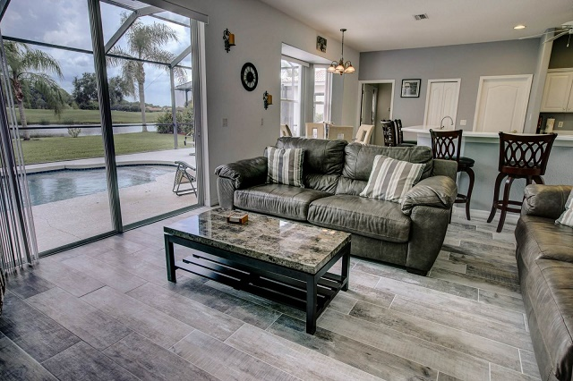 family-friendly vacation rentals pool