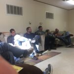 A group discussing the challenges of recovery Nashville Tennessee