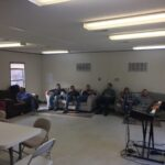 Group worship session Tennessee Nashville