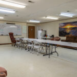 Meeting room at our facility Nashville Tennessee