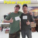 Poker night is always fun middle TN