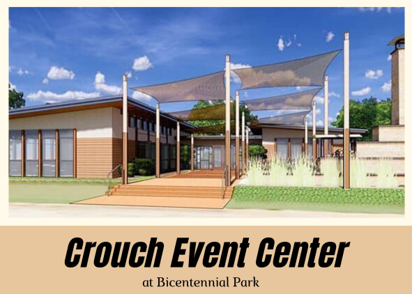 Community Center Officially Named 'Crouch Event Center'