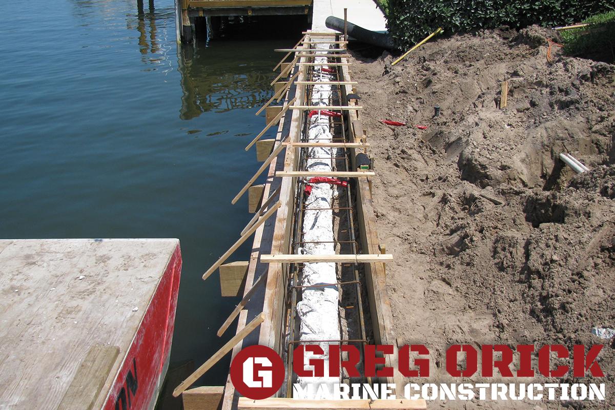 Greg Orick Marine Construction of Naples