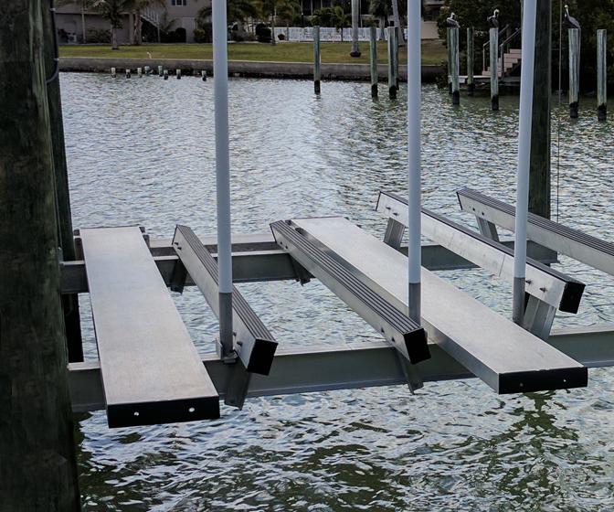 Aluminum Walk Planks