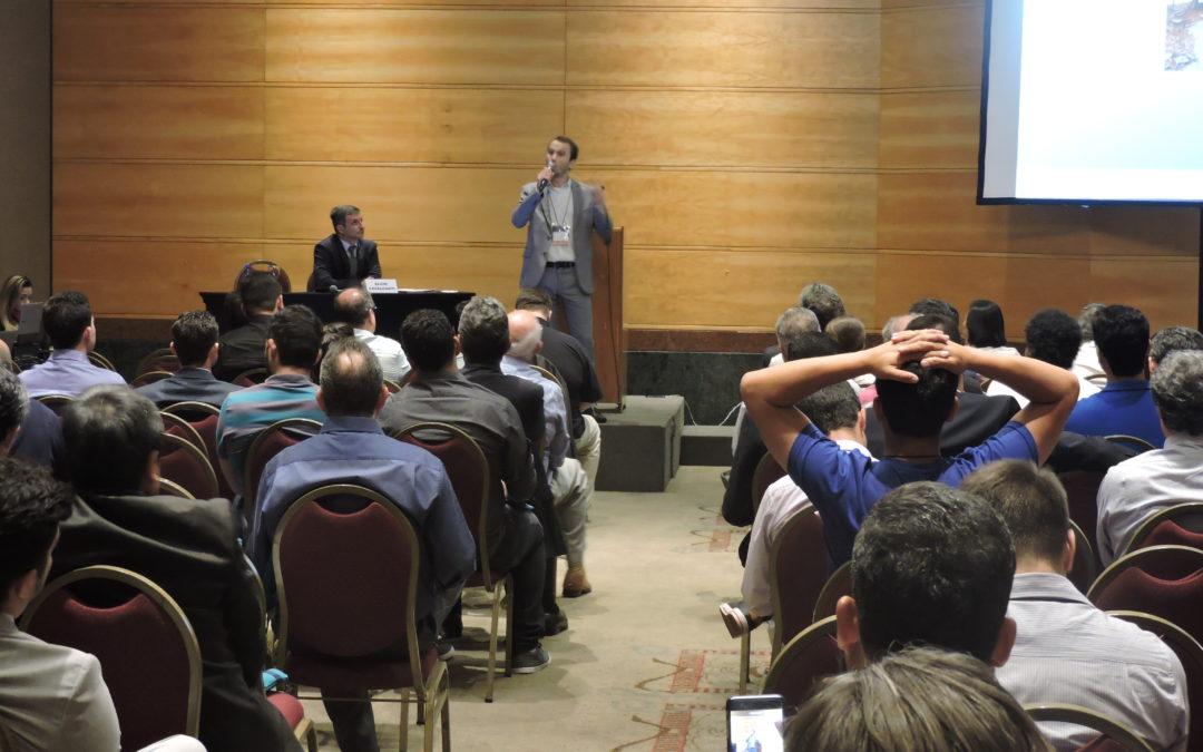 Palestra no 5o Congresso RTI de ISPs