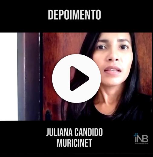 Depoimento – Juliana Candido da MuriciNet