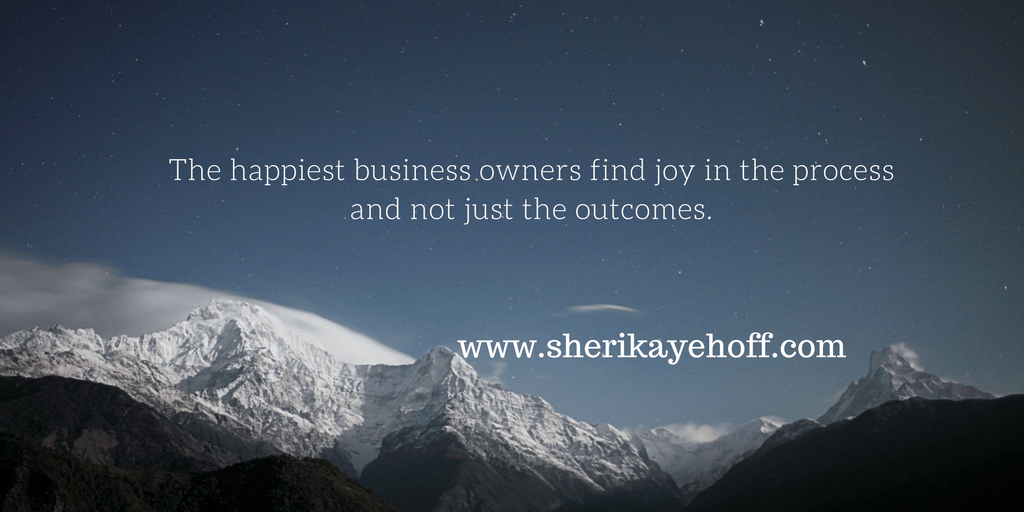 How to Predict Your Business Success sherikayehoff.com #businessgrowth #womeninbusiness