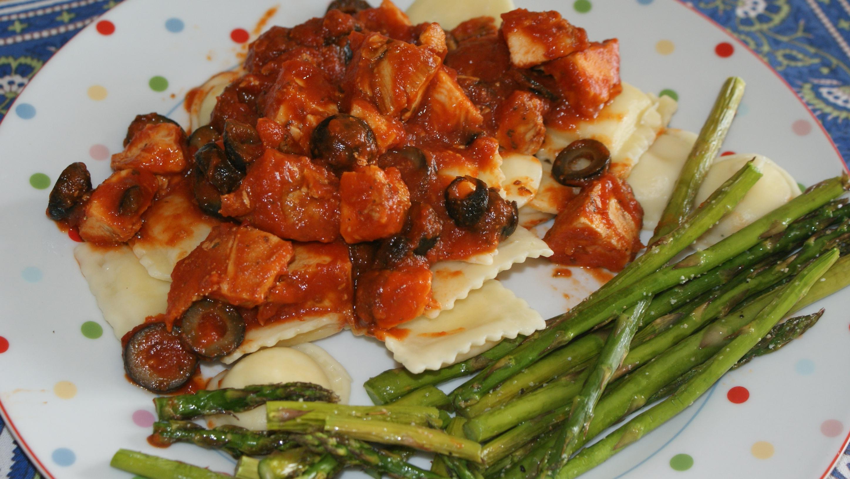 Quick Semi-Homemade Italian Dinner
