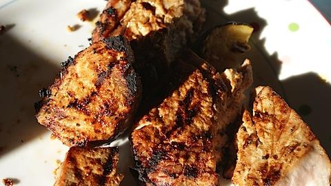 Marinated Grilled Tuna Steak Recipe