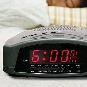Tips for waking up for an early workout