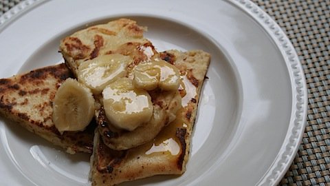 Stonefire Naan French Toast