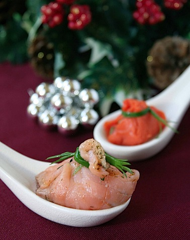 Holiday Appetizer: Mermaid Purse