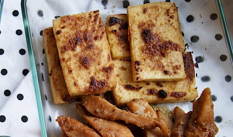 Blistered Tofu + Nasoya U Contest