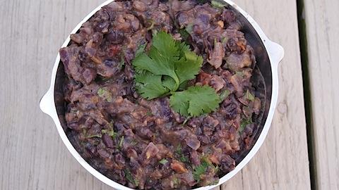 Black Bean Dip Recipe